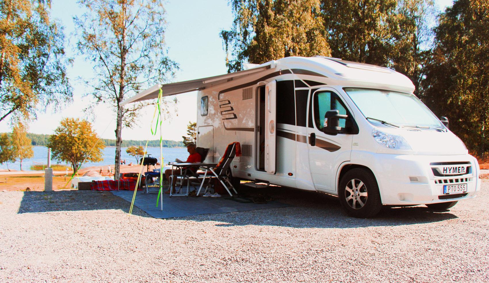 Stallplatser Och Campingtomter For Husbilar Swecamp Sveriges